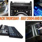 DJ gear throwback thursday