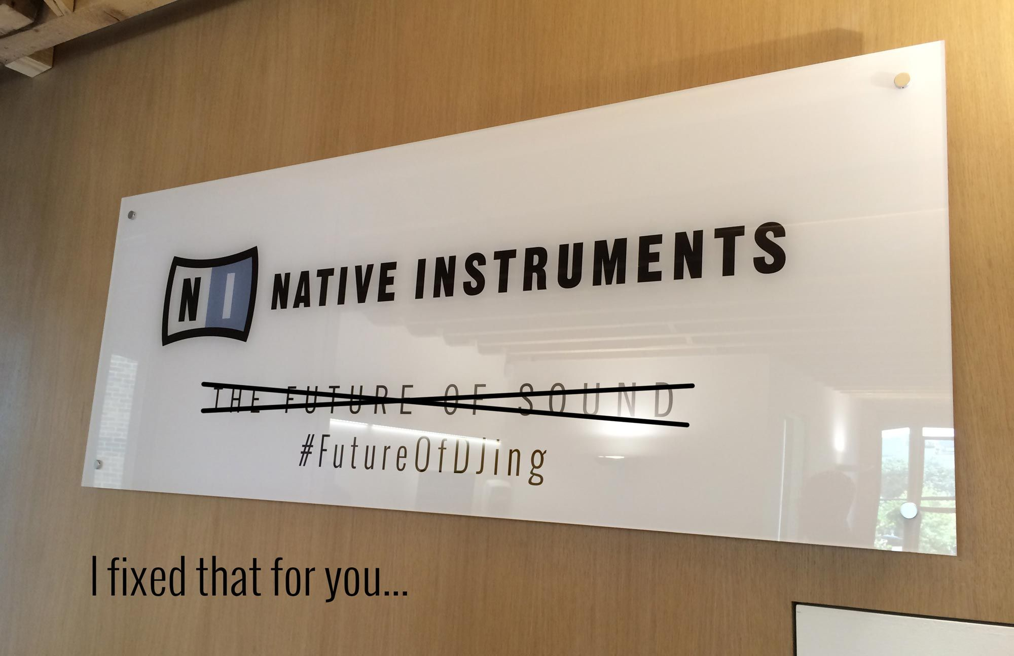 Native Instruments UK #futureofdjing