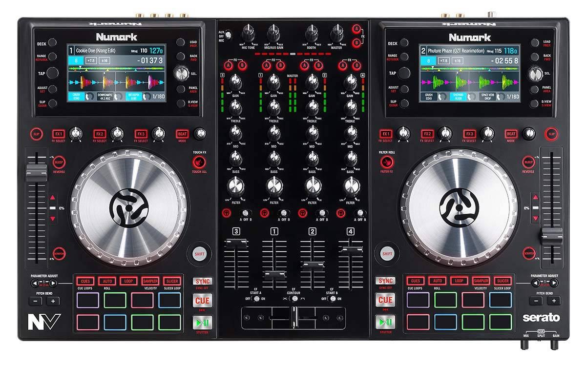Numark NV Serato DJ Controller (4)