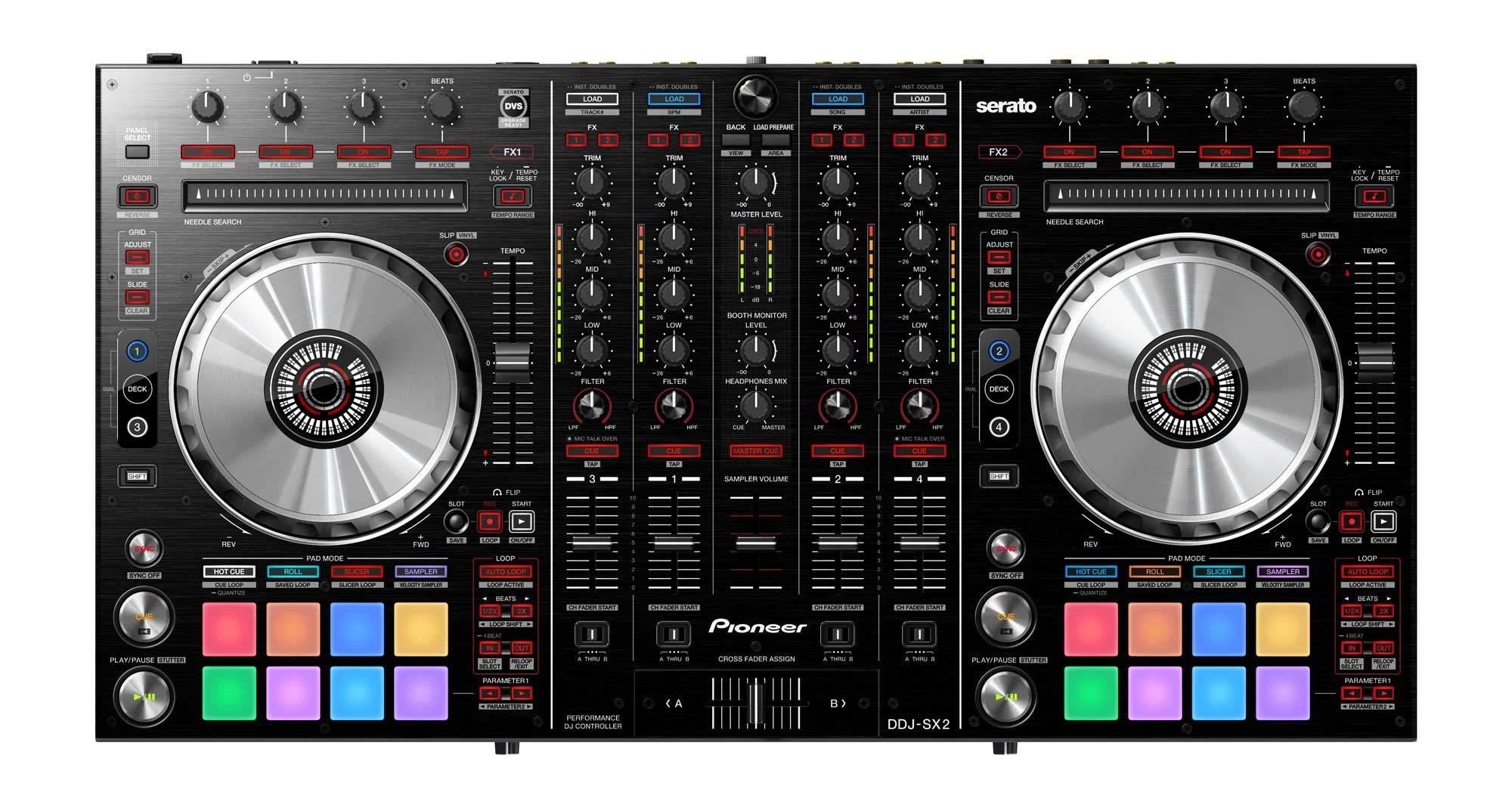 Pioneer DDJ-SX2 serato DJ controller (1)