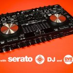 denon mc6000mk2 serato DJ DVS expansion pack
