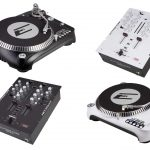 Epsilon Pro Inno-propak djt-1300 turntable mini innofader inno-mix 2 (1)