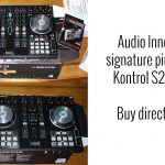 Audio Innovate mini innofader Kontrol S2 S4 fitting