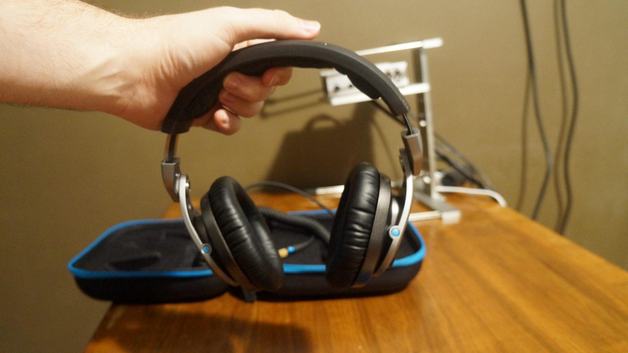Sennheiser HD8 DJ Headphones review (8)