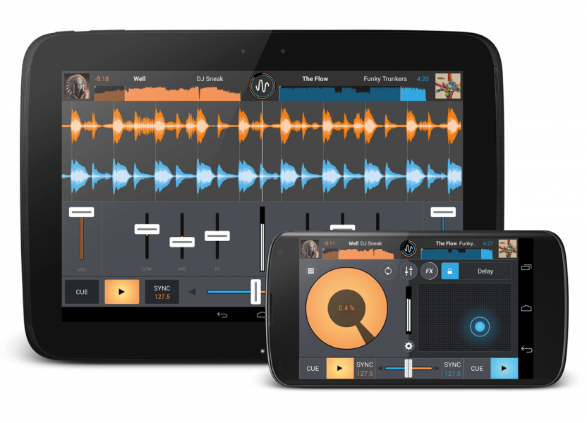 Mixvibes Cross DJ 2.0 brings goodies to Android users