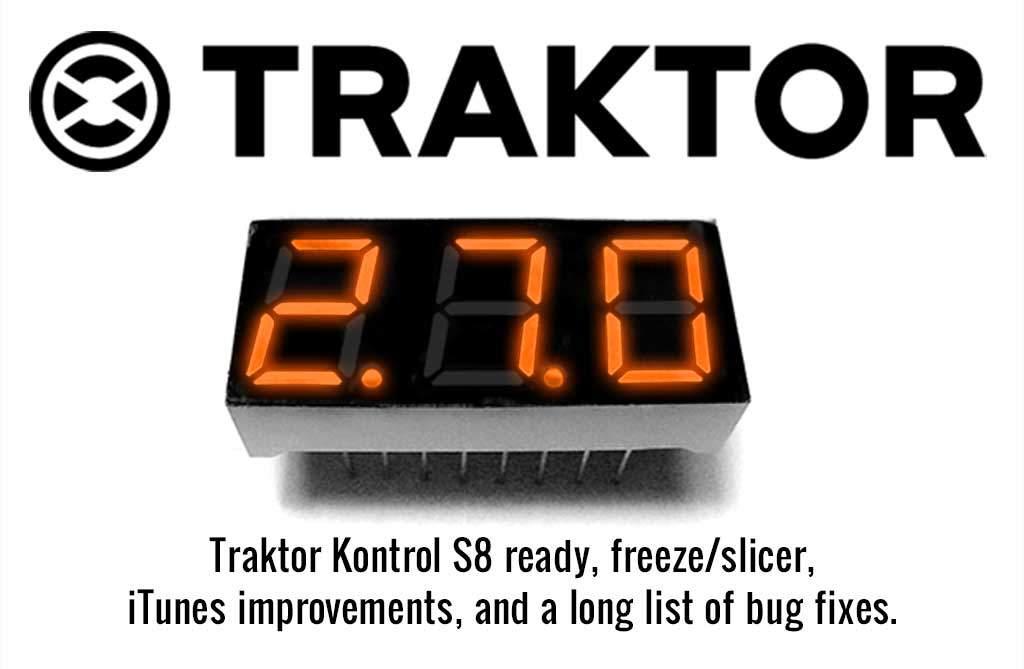 Traktor 2.7