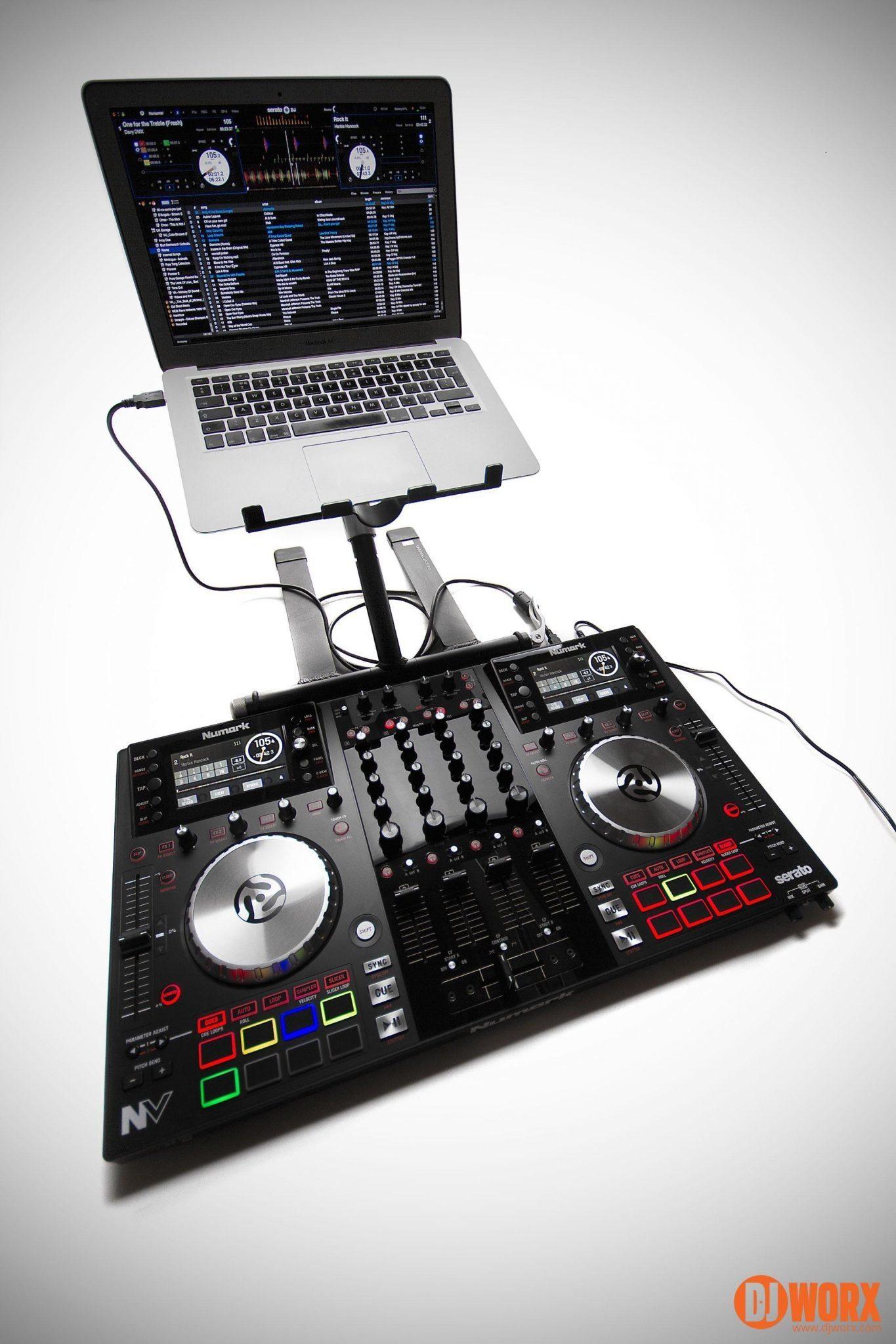 Numark NV Serato DJ controller review (10)