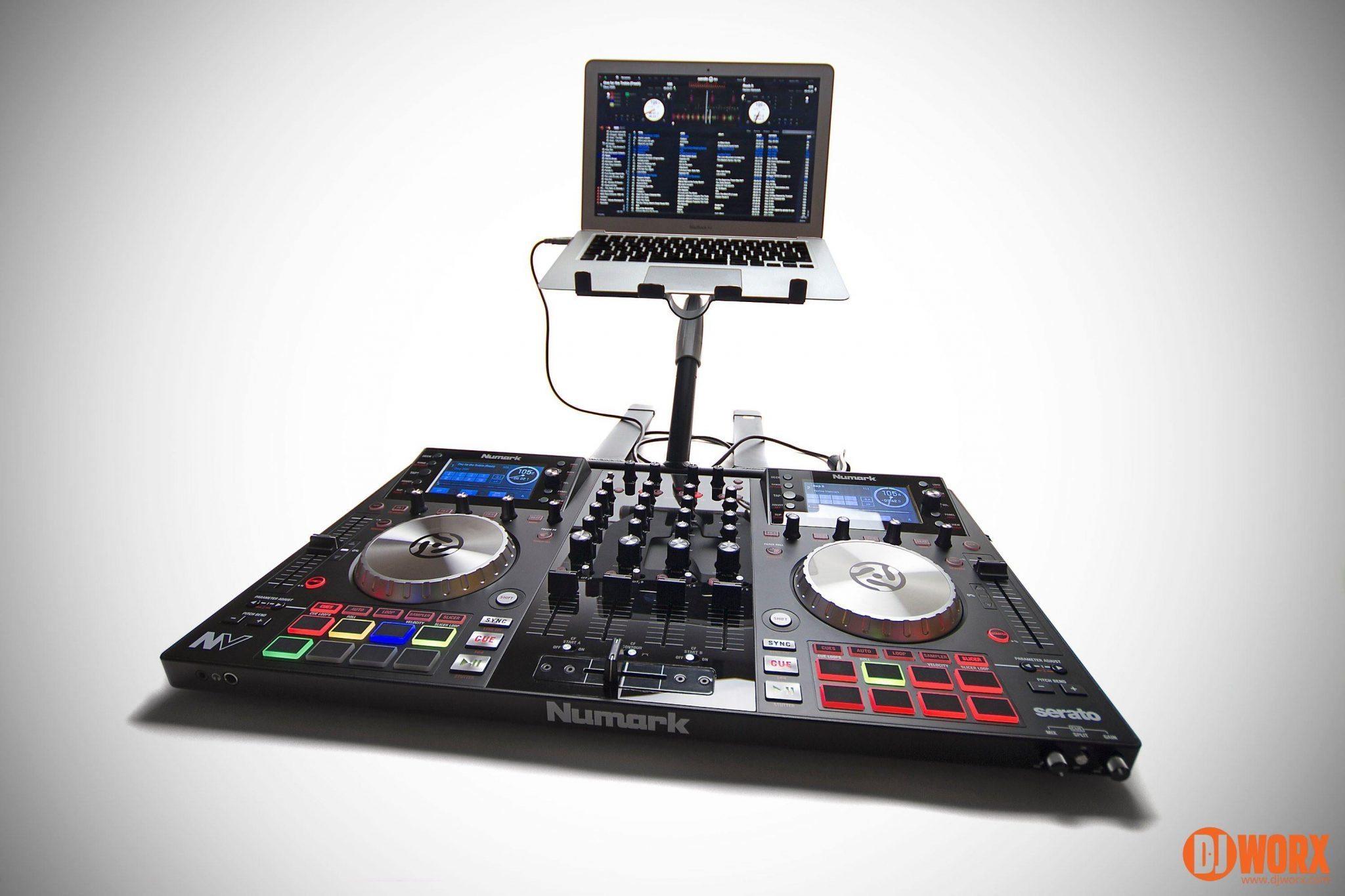 Numark NV Serato DJ controller review (9)