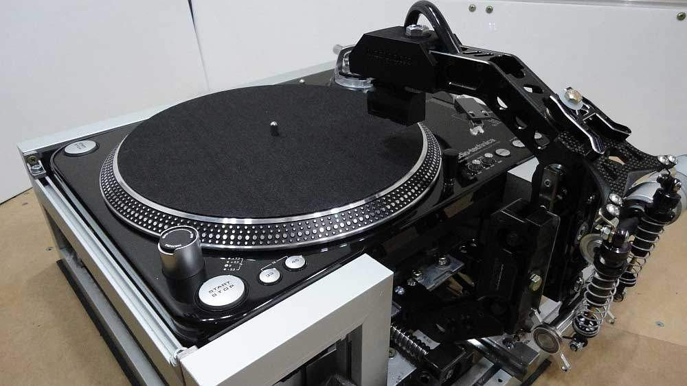 Make Vinyl Record Cutter 52