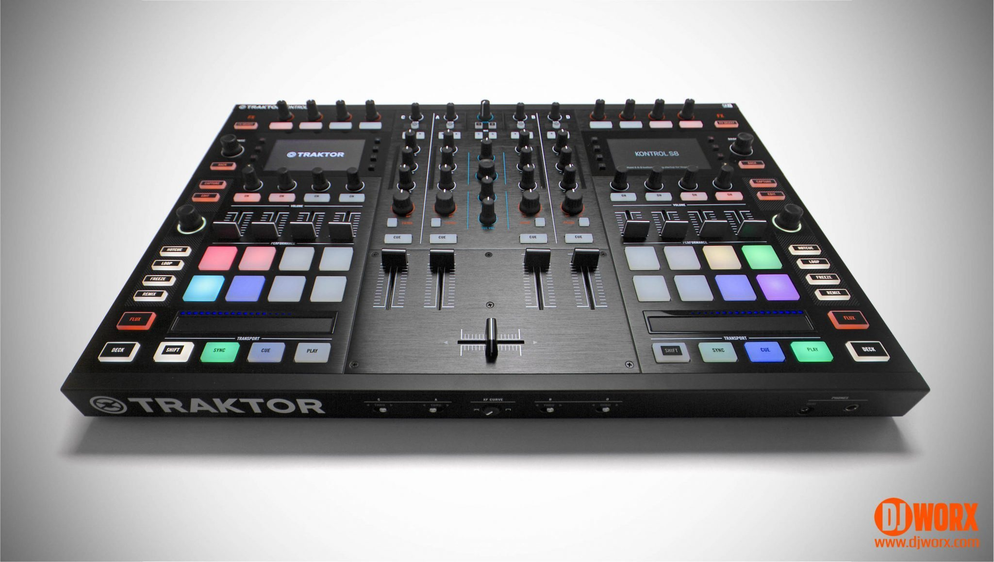 Native Instruments Traktor Kontrol S8 controller review (32)