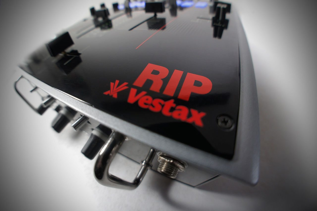 vestax RIP closed bankruptcy