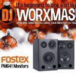 worxmas Fostex PM641