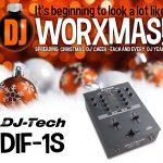 worxmas dj tech dif-1s mixer