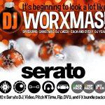 worxmas serato DJ Flip video DVS bundle