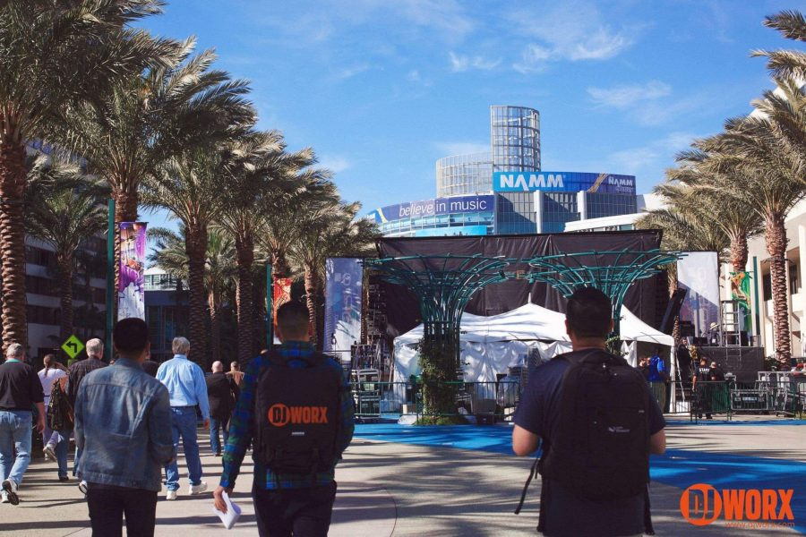 NAMM 2015 — starts next week
