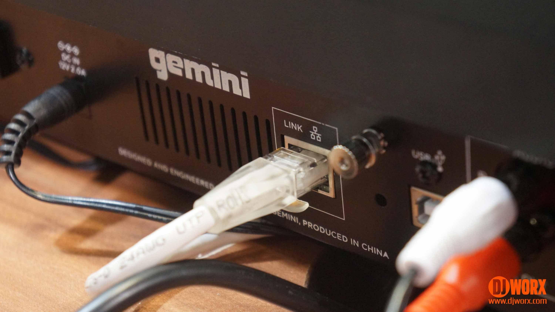 Gemini MDJ-1000 CDJ media player NAMM 2015 (2)