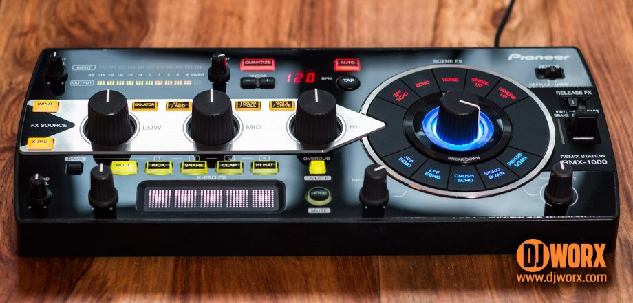 REVIEW: Pioneer RMX-1000 Remix Station