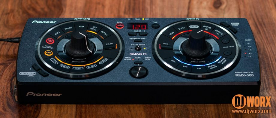 REVIEW: Pioneer RMX-500 Remix Station