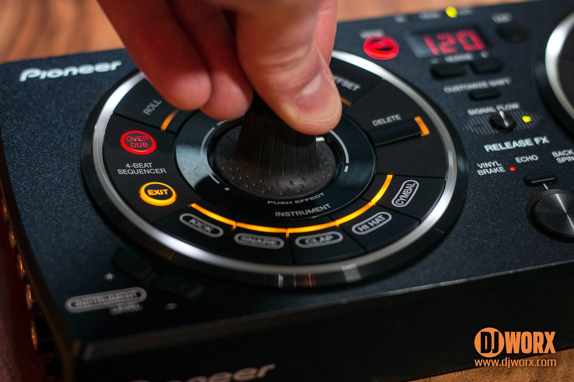 rmx500-rhythmfx-push