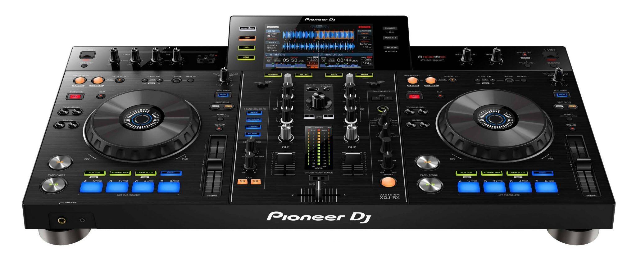 Pioneer D XDJ-RX rekordbox controller NAMM 2015 (5)
