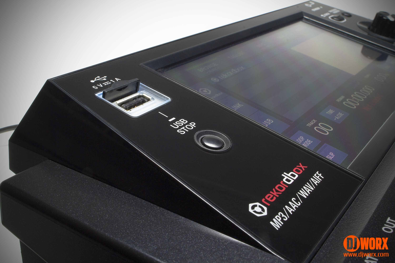 Pioneer DJ XDJ-1000 multi player review (26)
