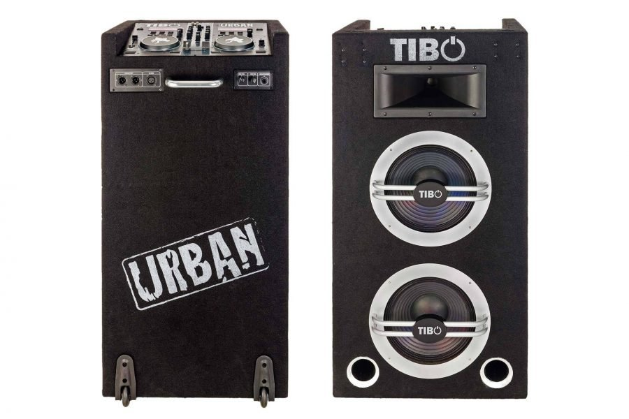 Tibo Urban 500 — a true all-in-one controller