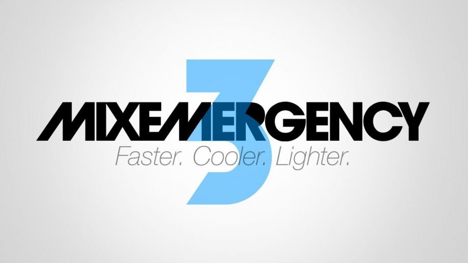 Inklen's MixEmergency 3 — not more but better