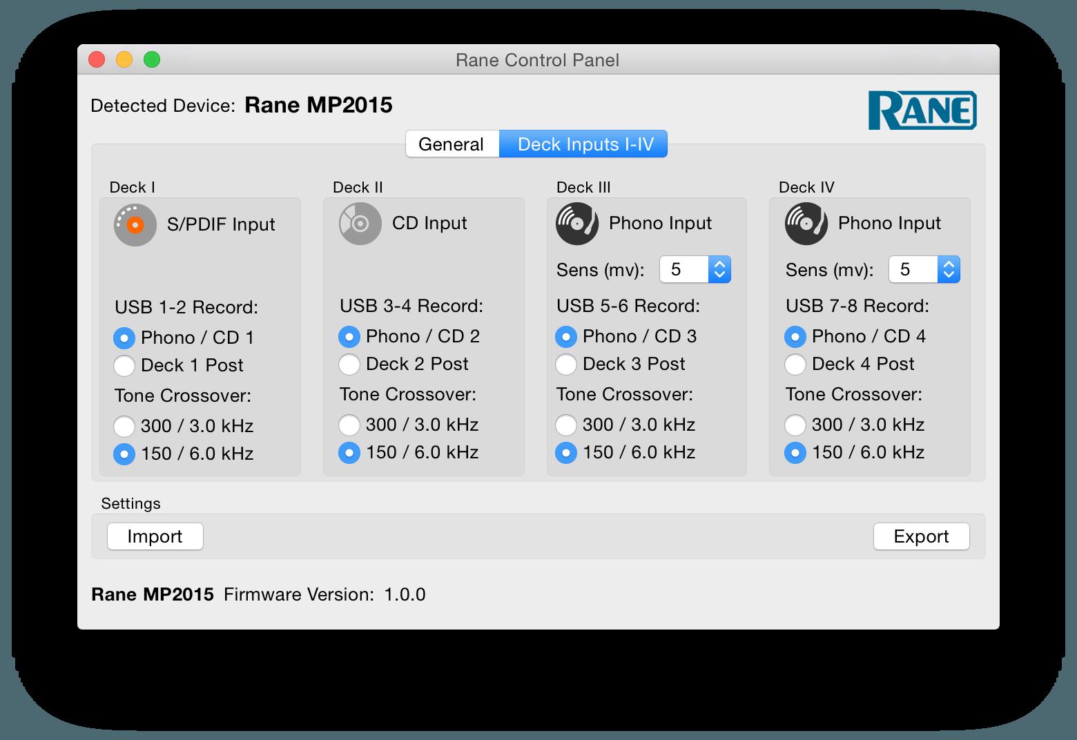 REVIEW: Rane MP2015 Rotary Mixer 5