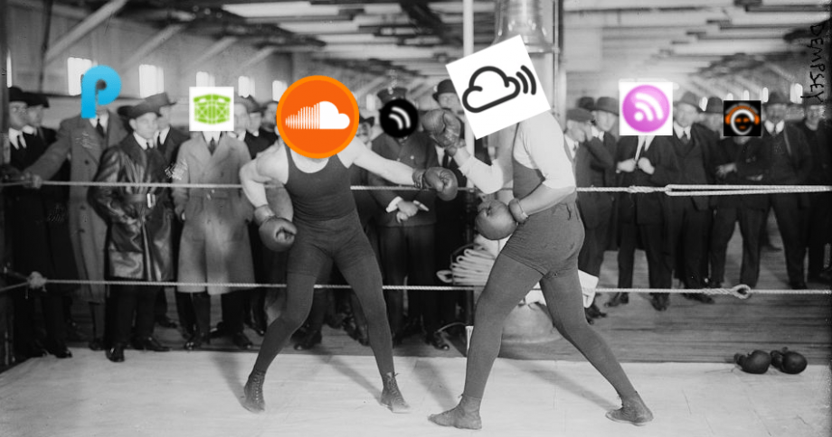 GROUP TEST: SoundCloud vs the best of the rest