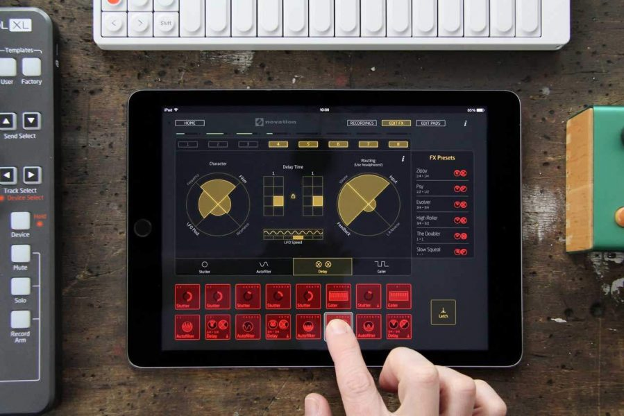 In-app effects come to Launchpad for iPad