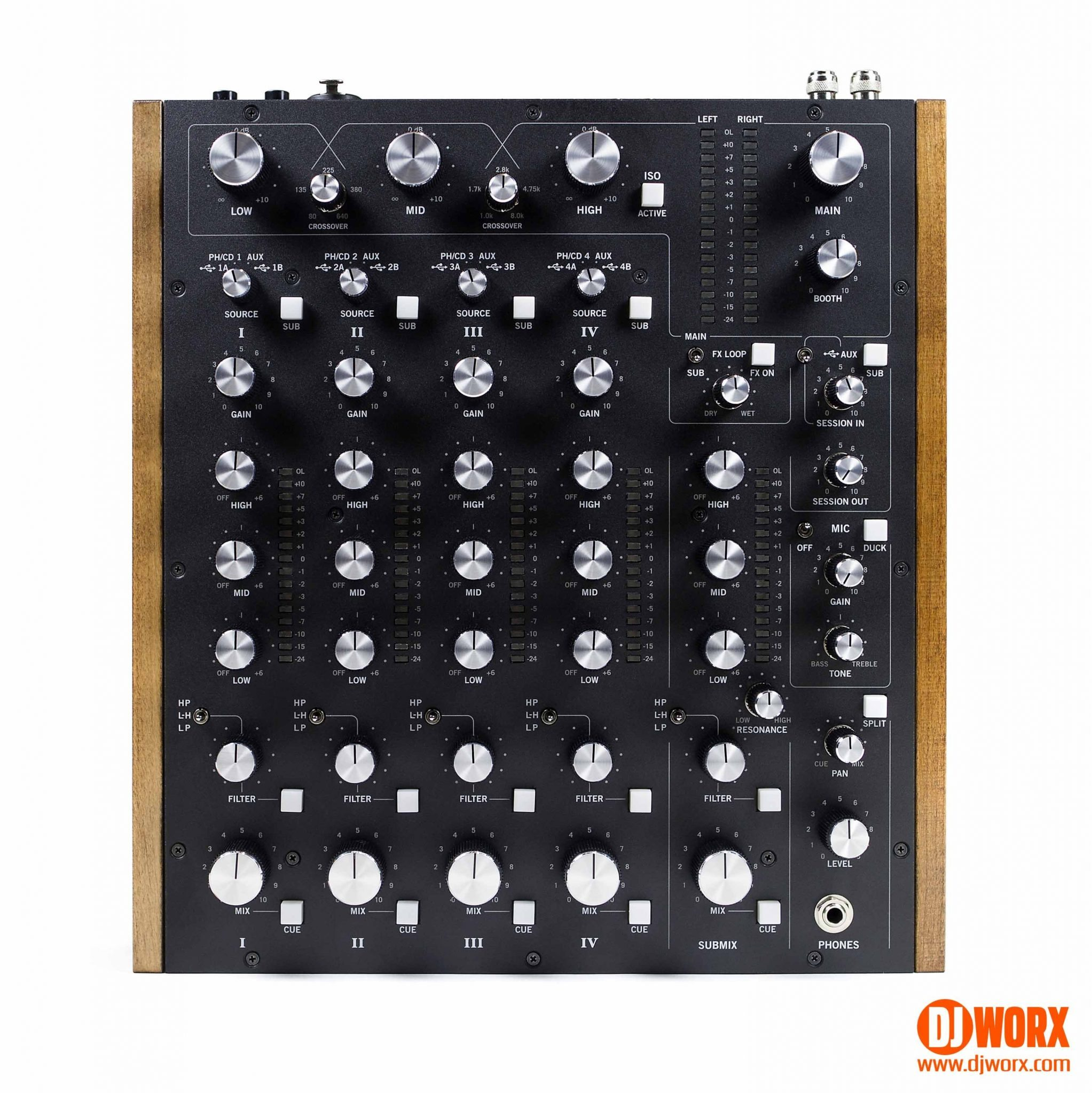 Rane MP2015 rotary DJ mixer review (4)