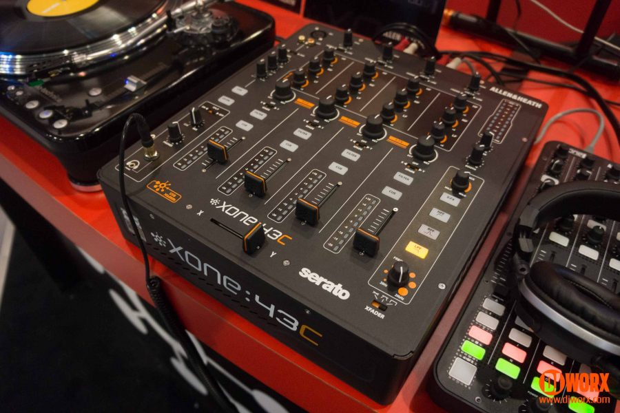 Musikmesse 2015 — a brief look at the Xone:43C