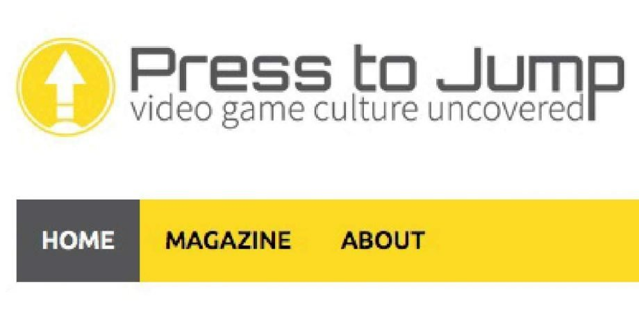 Press To Jump — our Dan's new gaming site
