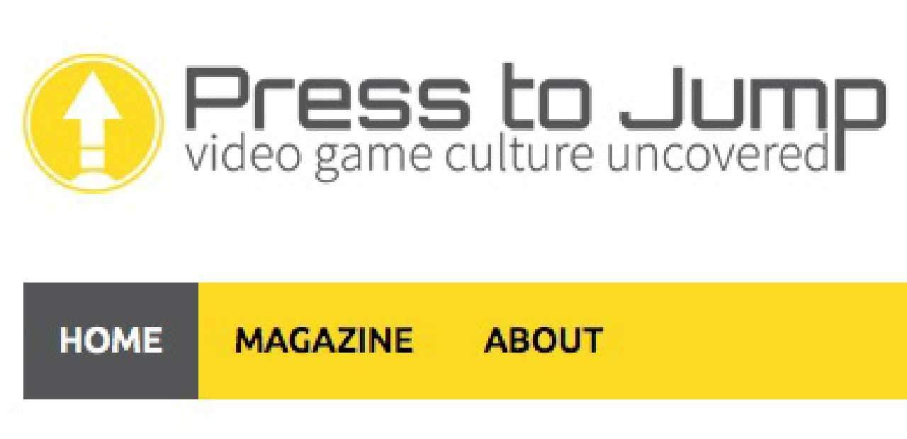 Press to Jump magazine computer gaming Dan Morse