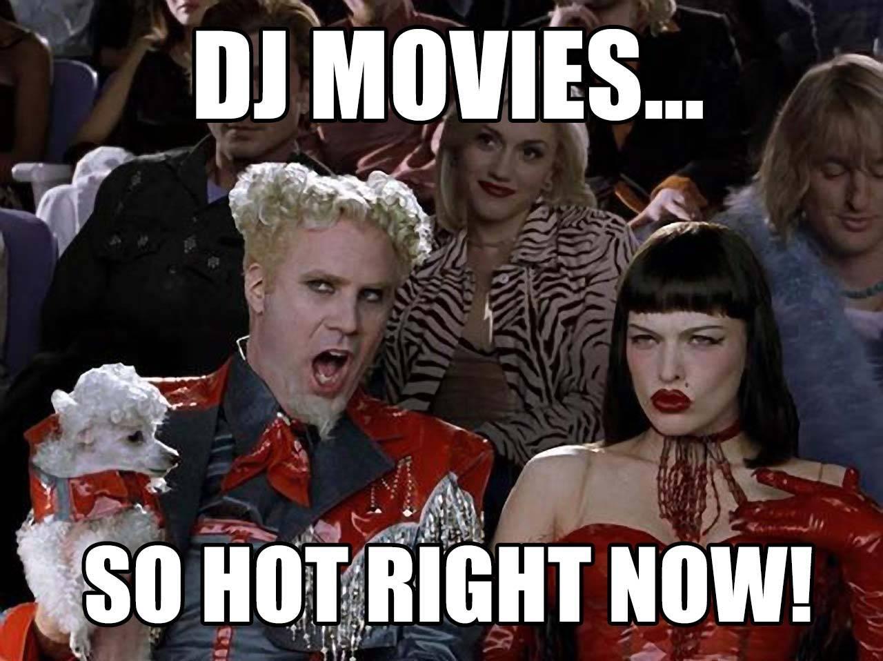 DJ movies