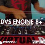 atomix power room 4 VirtualDJ vdj8 DVS