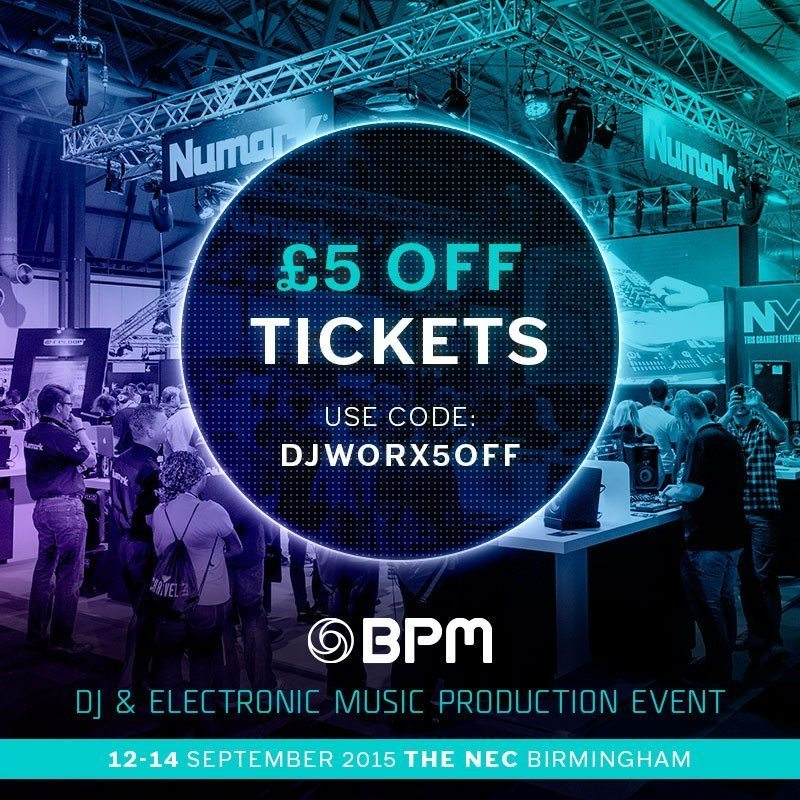 bpm 2015 5 off djworx