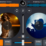 Mobile New design Cross DJ Android 2.3