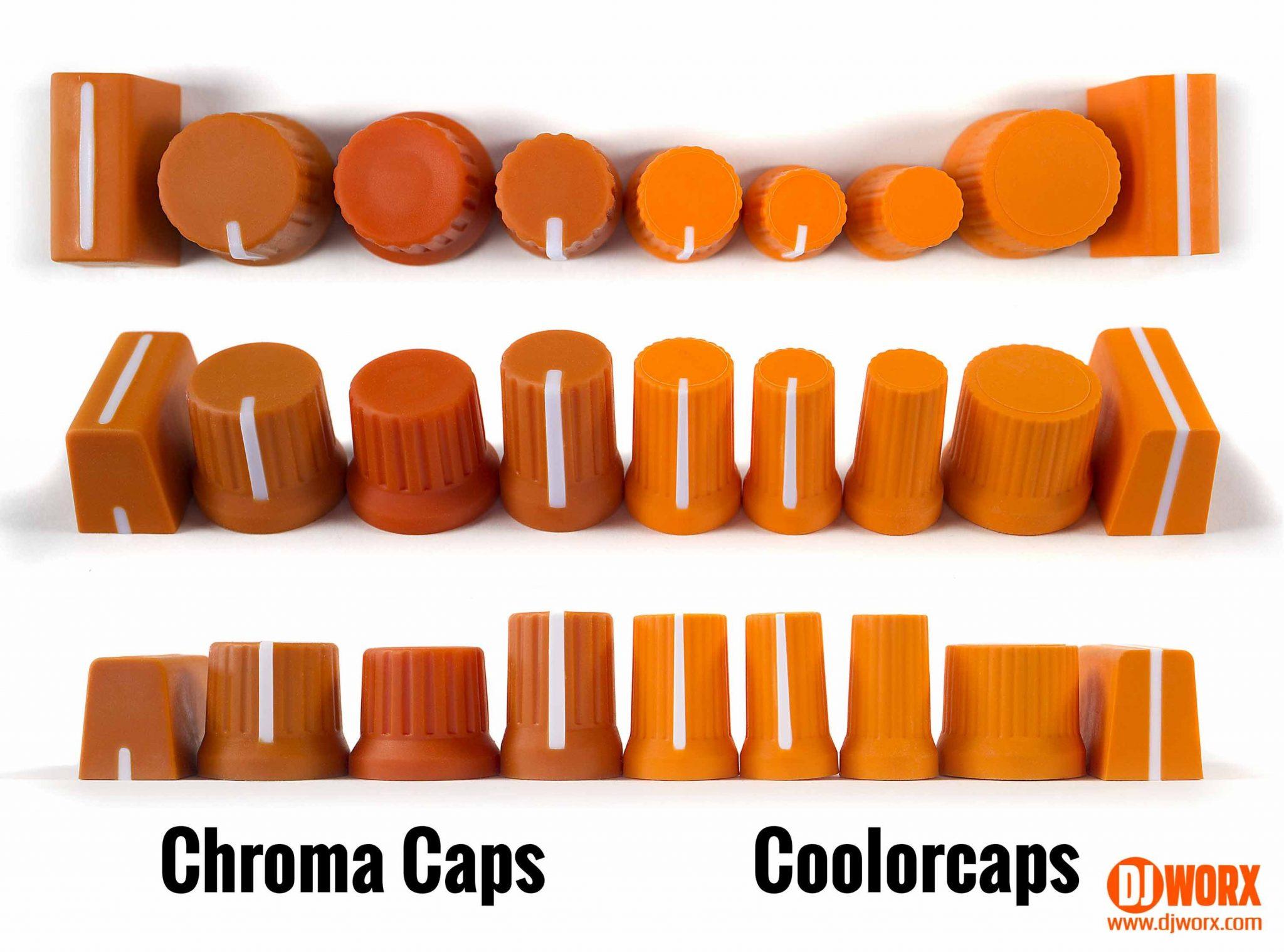 FACE-OFF: Chroma Caps vs Coolorcaps review 6