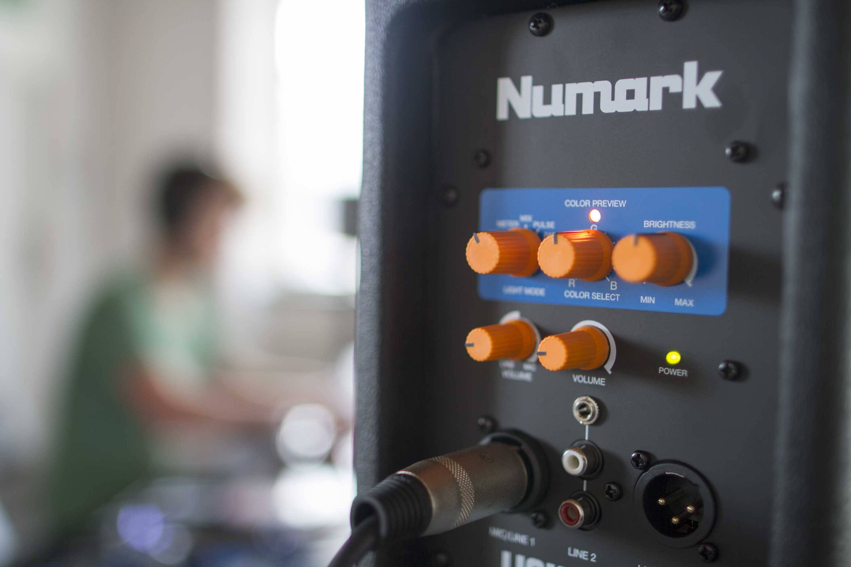 Numark lightwave coloorcaps