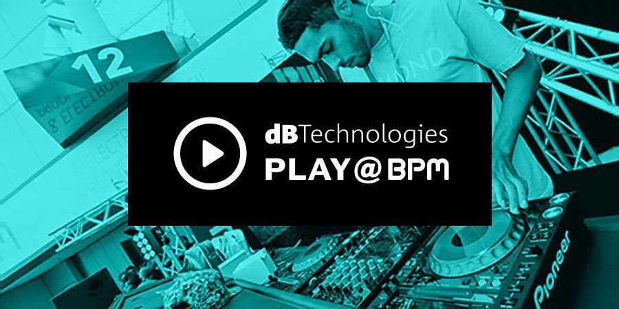 play @ bpm 2015 DJ
