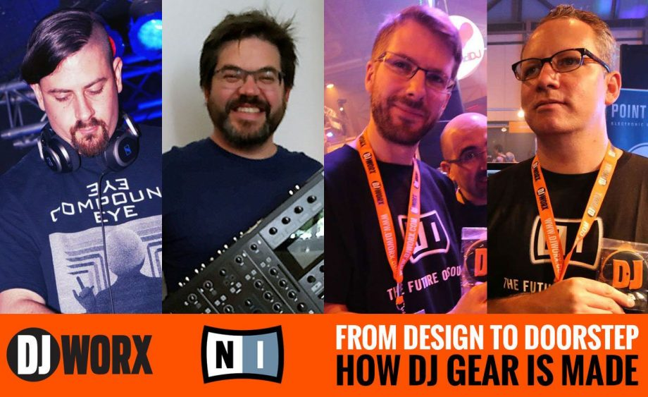 BPM 2015: DJWORX and NI — How DJ Gear Is Made