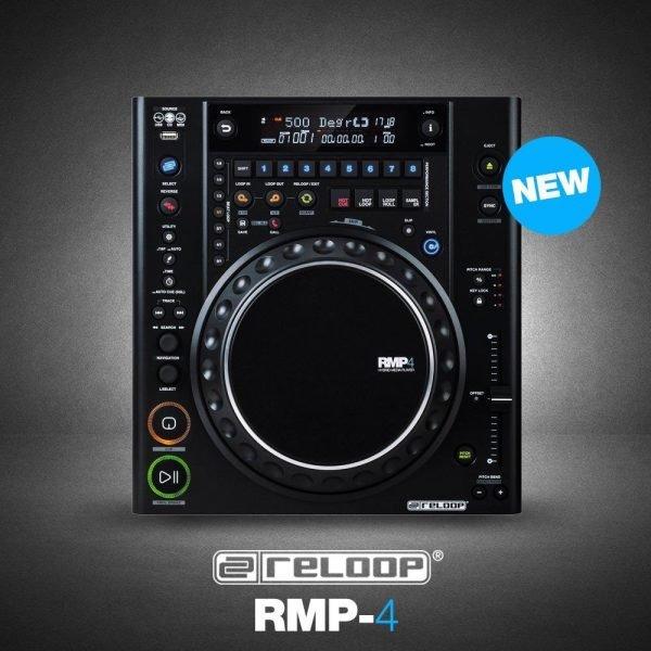 BPM 2015: Reloop RMP-4 media player