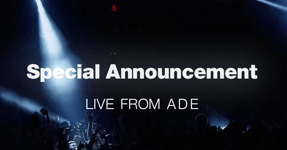ADE 2015: Serato webcast, 6pm, to announce… something
