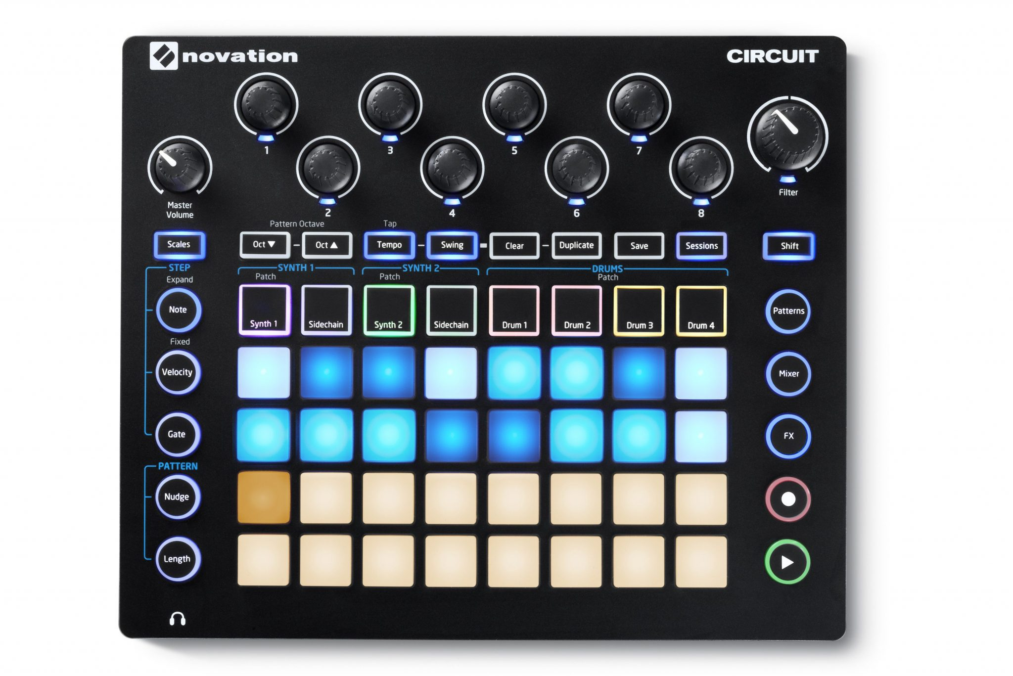 Novation circuit (3)