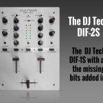 DJ Tech DIF-2S scratch mixer (1)