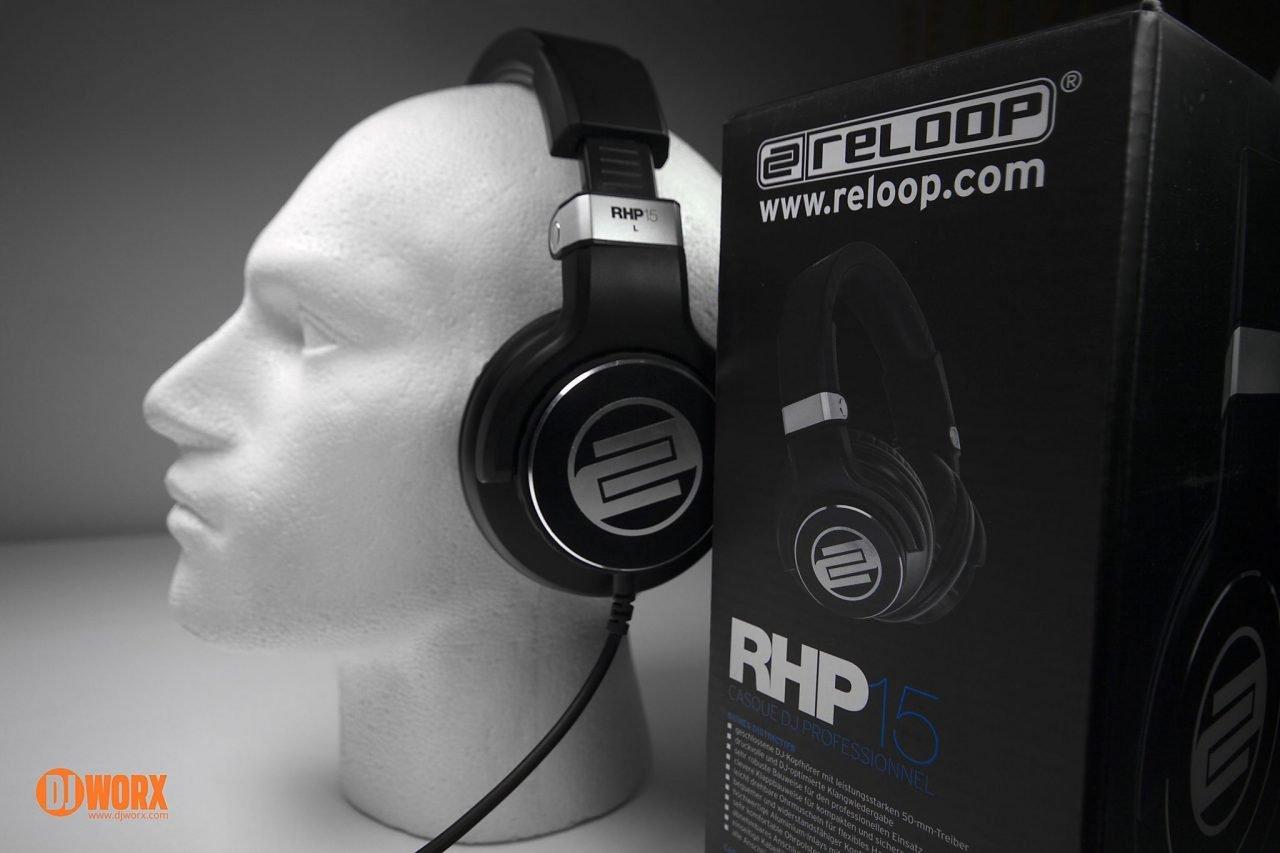 Reloop RHP-15 DJ headphones review (8)