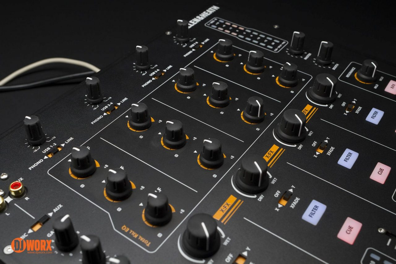 Allen & Heath Xone:43C serato DJ mixer review (12)