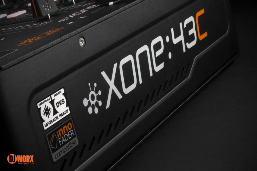 REVIEW: Allen & Heath Xone:43C Serato DJ Mixer