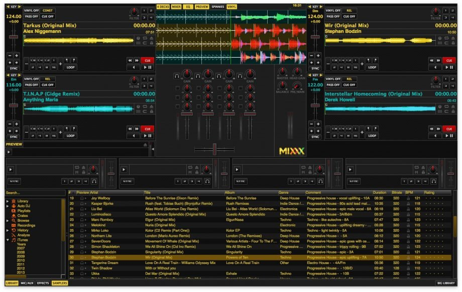 Mixxx 1.12 becomes 2.0: now one better
